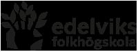 Edelviks Folkhögskola Logotyp